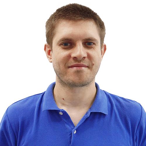 Вадим Гусарук, стоматолог D.Ante