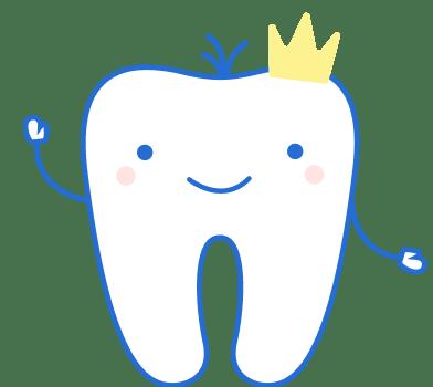 Протезування молочних зубів | D.Ante