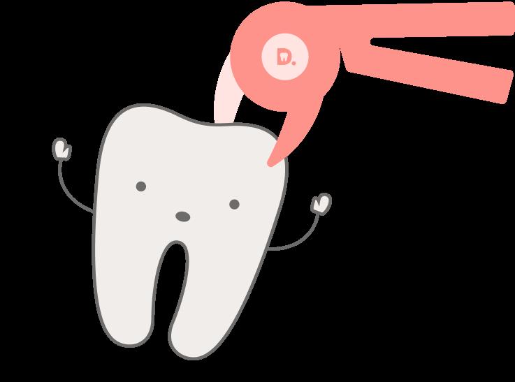 Удаление зубов Киев D.Ante
