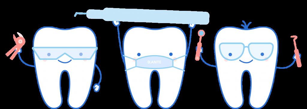 стоматологія D.Ante на Олімпійській