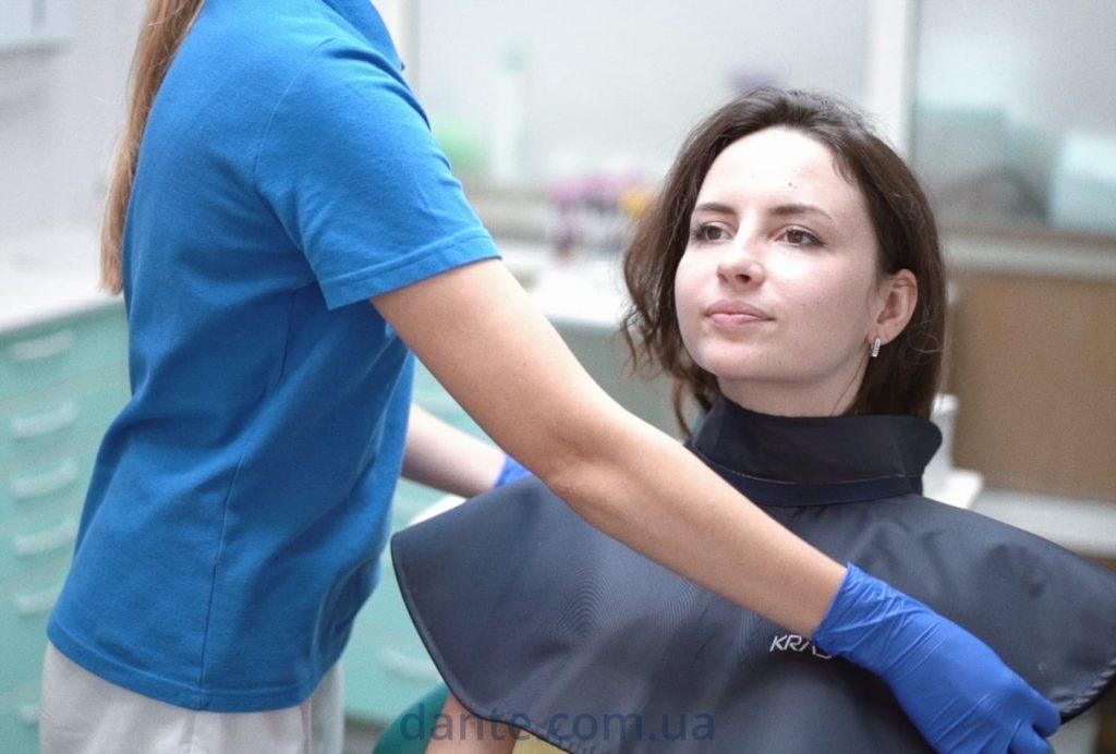 Как проводят прицельный рентген (1)